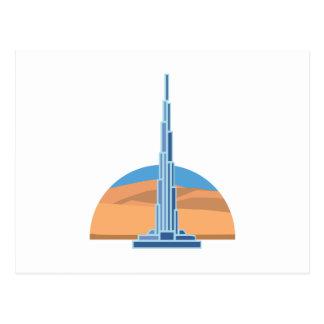 Burj Khalifa Dubai Tarjetas Postales