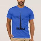 Burj Khalifa Dubai Tower T-Shirt