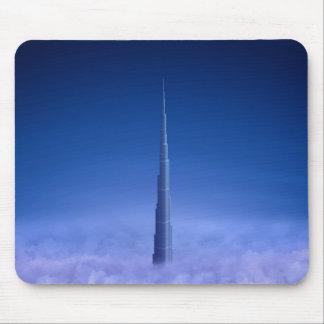 Burj Khalifa Mouse Pad