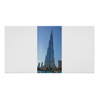 Burj Khalifa - Photographic Print