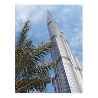 Burj Khalifa Postal