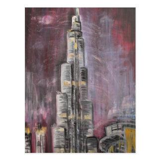 Burj Khalifa Postales