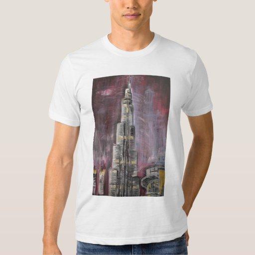 Burj Khalifa Tee Shirt