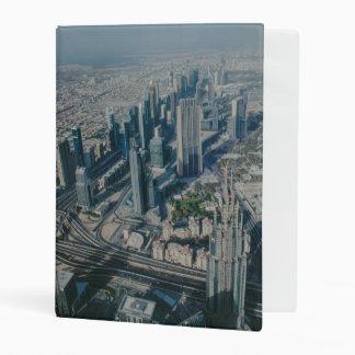 Burj Khalifa view,Dubai Mini Binder