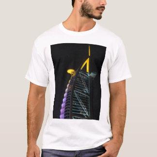 Burje at night T-Shirt