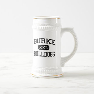 Burke - Bulldogs - High School - Omaha Nebraska Beer Stein