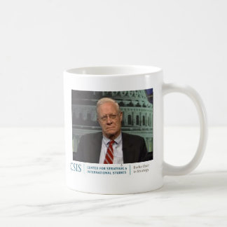 Burke Chair CSIS Mug