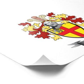 Burke Coat of Arms Photo Print