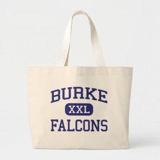 Burke Falcons Middle Pico Rivera California Tote Bag