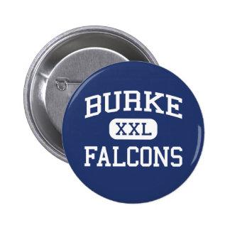 Burke Falcons Middle Pico Rivera California Pin