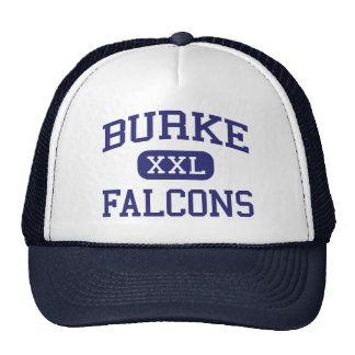Burke Falcons Middle Pico Rivera California Mesh Hats