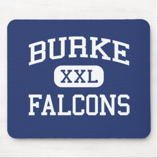 Burke Falcons Middle Pico Rivera California Mouse Pad