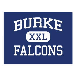 Burke Falcons Middle Pico Rivera California Post Cards