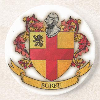 Burke Family Coaster