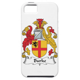 Burke Family Crest iPhone 5 Cover