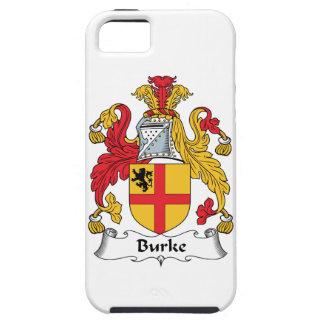 Burke Family Crest iPhone SE/5/5s Case