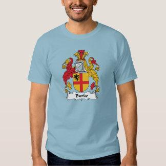 Burke Family Crest Tee Shirt