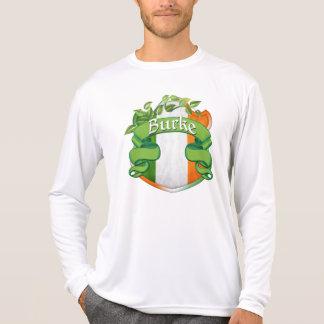 Burke Irish Shield Tee Shirt