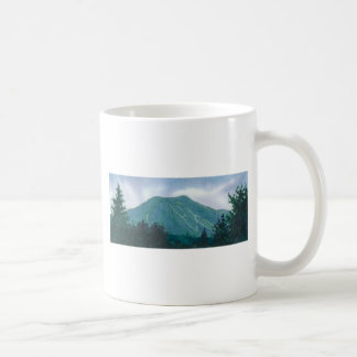 Burke Mountain East Burke Vermont Coffee Mug