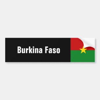 Burkina Faso Bumper Sticker