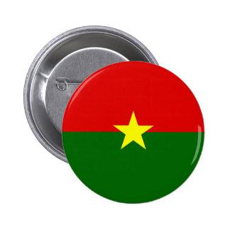 Burkina Faso Button