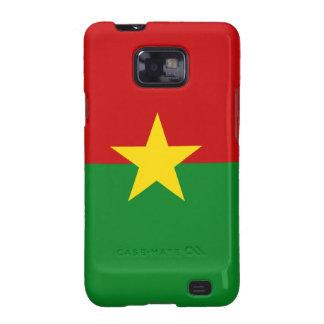 Burkina Faso Galaxy SII Covers