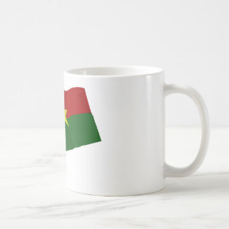 burkina faso coffee mug