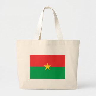 Burkina Faso Flag BF Bags