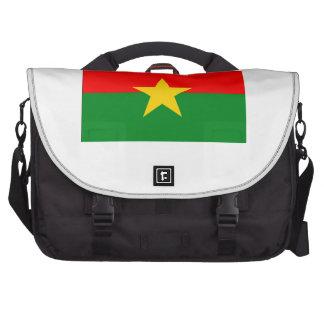Burkina Faso Flag Commuter Bag