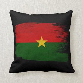 Burkina Faso Flag Pillow
