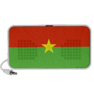 Burkina Faso Flag Speakers