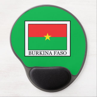 Burkina Faso Gel Mouse Pad