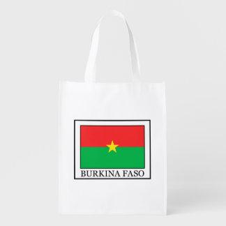 Burkina Faso Grocery Bag