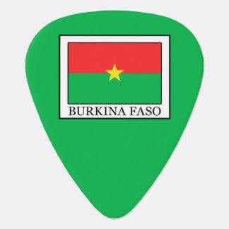 Burkina Faso Guitar Pick