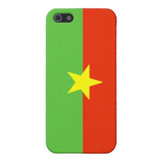 Burkina Faso  iPhone 5 Covers