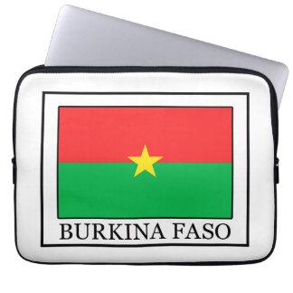 Burkina Faso laptop sleeve