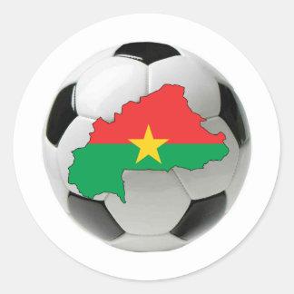 Burkina Faso national team Classic Round Sticker