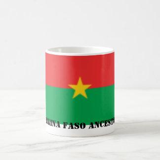 (BURKINA FASO) NINGÚN MUG/TEACUP URBANO 1 AFRICANO TAZA CLÁSICA