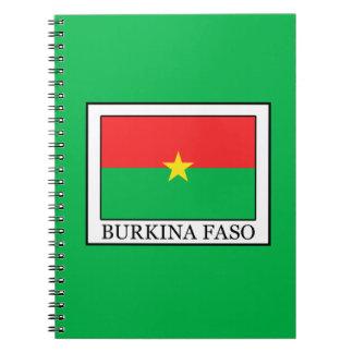 Burkina Faso Notebook
