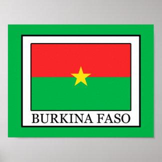 Burkina Faso Poster
