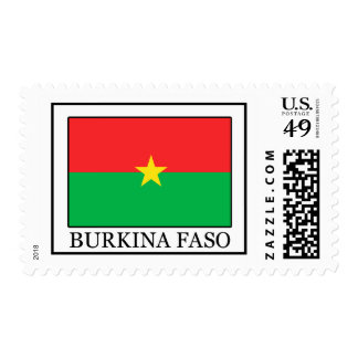 Burkina Faso Timbres Postales
