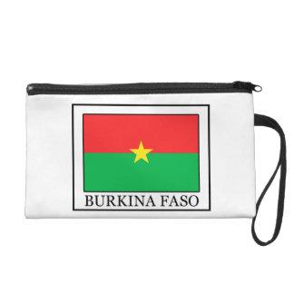 Burkina Faso wristlet