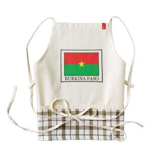 Burkina Faso Zazzle HEART Apron