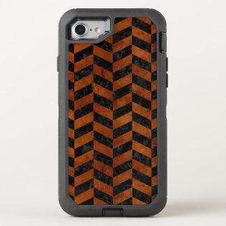 BURL DE MÁRMOL DE CHV1 BK FUNDA OtterBox DEFENDER PARA iPhone 7