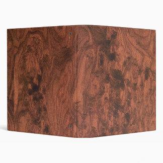 Burl Mahogany Wood Texture Binder