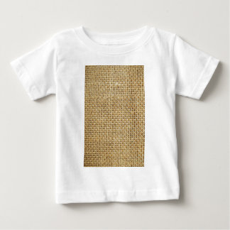 Burlap texture baby T-Shirt