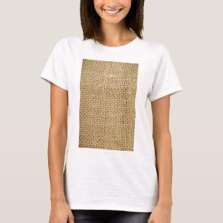 Burlap texture T-Shirt