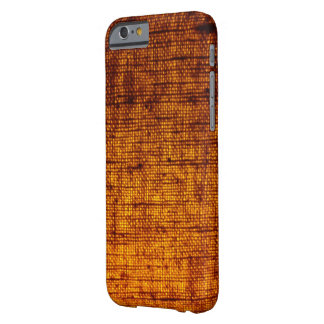 Burlap vibe barely there iPhone 6 case