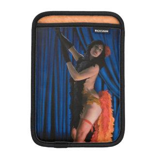 Burlesque Dancer iPad Mini Sleeve