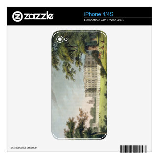 Burley, Rutlandshire (colour litho) Skins For The iPhone 4S